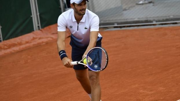 Second tour à Roland Garros pour Hugo